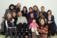 Family Services group photo